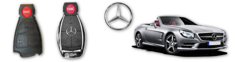 Mercedes Benz Key Replacement Oakland Auto Locksmith