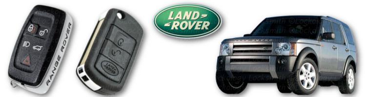 Land Rover Key Replace | Lockology Locksmith Oakland